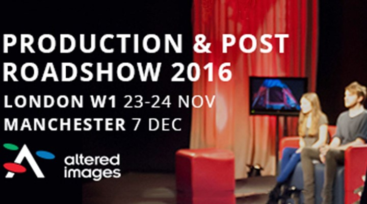Production and Post Roadshow 2016, Manchester